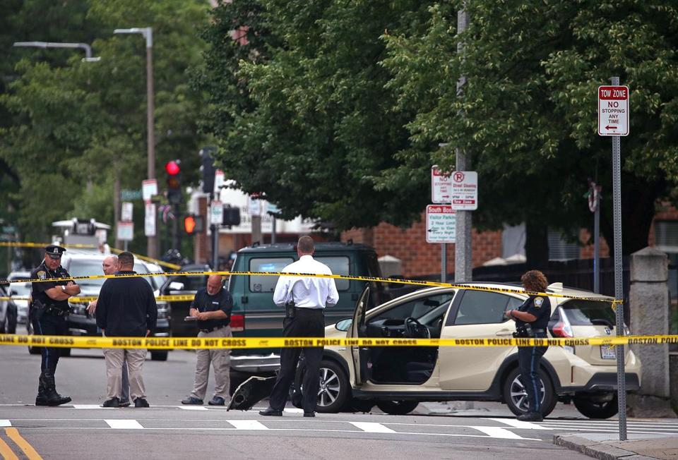Chain Reaction Crash That Killed Toddler In South Boston Leaves